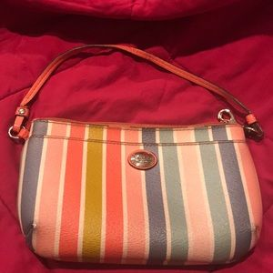 Coach Wristlet - Perfect for Spring